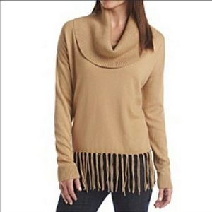 Michael Kors Long Sleeve Fashion Top